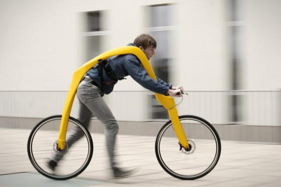 dziwne rowery