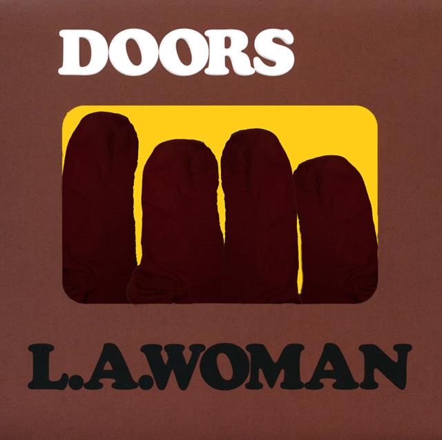 dziwne okładki płyt - the doors