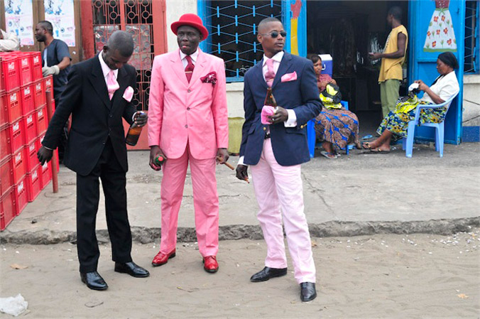 dandysi w kongo