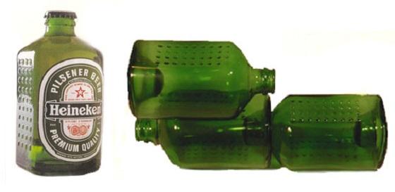 domy z butelek