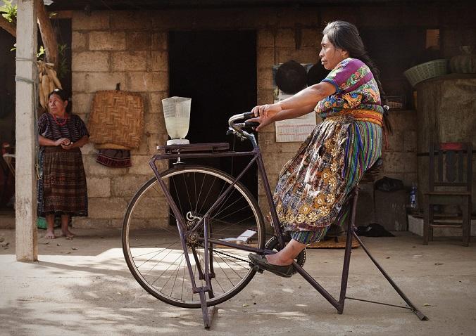 recykling rowerów