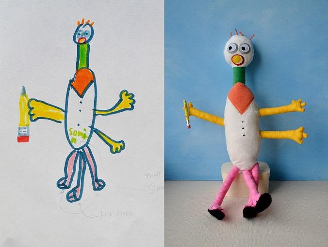 rysunki dzieci