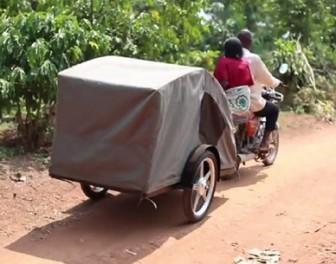 Zambulance, czyli ambulans w wydaniu zambijskim