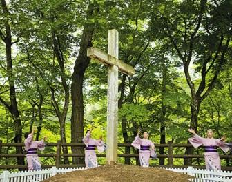 Grób Jezusa znajduje się w japońskiej wiosce – tak przynajmniej głosi lokalna legenda