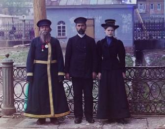 Carska Rosja w obiektywie pioniera kolorowej fotografii
