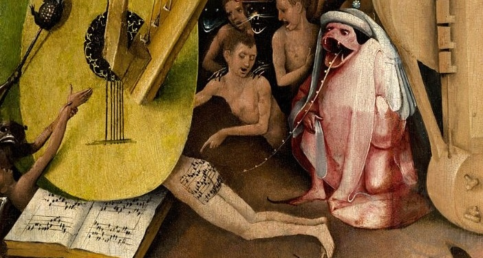 dziwna muzyka