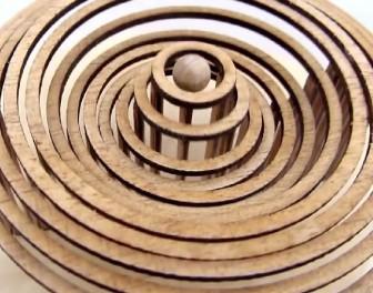 Jak zamienić drewno w wodę