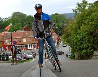 Jedyny na świecie wyciąg dla rowerzystów