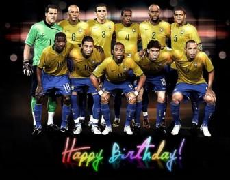 Paradoks dnia urodzin na przykładzie kadr narodowych z piłkarskich mistrzostw świata