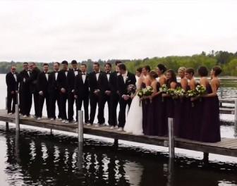 Jak w 10 sekund doprowadzić sesję ślubną do totalnej katastrofy