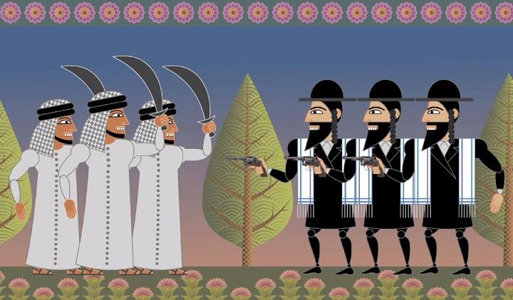 konflikt-izraelsko-palestynski