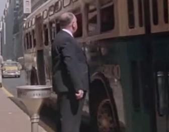 Kompilacja wszystkich cameo Alfreda Hitchcocka