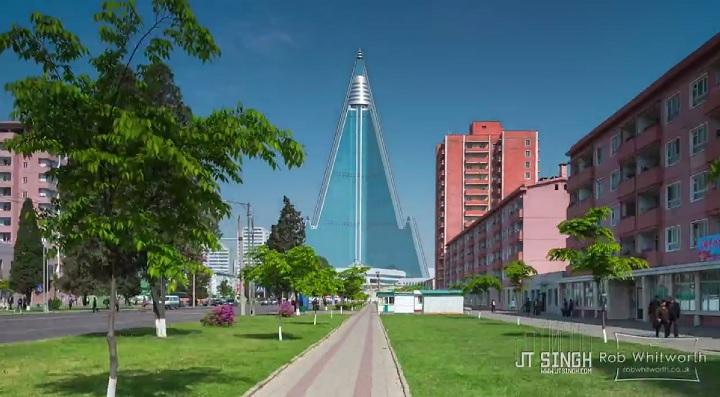 hyperlapse-pjongjang