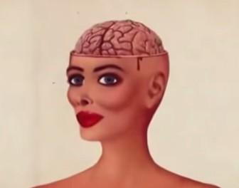 Krótka animacja w brutalny sposób rozprawia się ze współczesnym ideałem kobiecego piękna