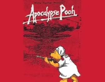 """""""Apocalypse Pooh"""" – pionierski mashup z 1987 roku łączący """"Czas Apokalipsy"""" z """"Kubusiem Puchatkiem"""""""