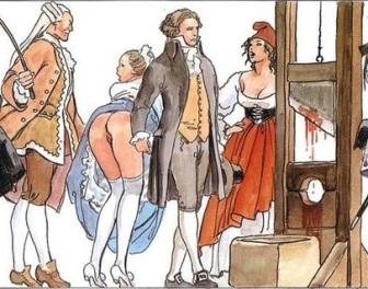 Dużo seksu i dużo przemocy, czyli historia ludzkości wg Milo Manary ukazana na 23 ilustracjach