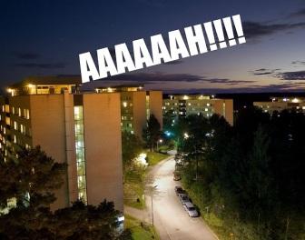 Oto co się stanie, kiedy w Szwecji zaczniesz wrzeszczeć przez okno o godzinie 22