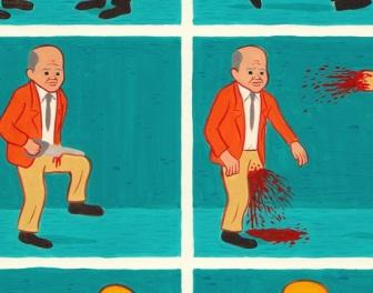 Perwersyjnie pokręcone komiksy Joana Cornelli