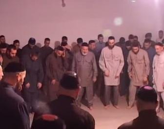 Transowy taniec modlitewny islamskich mistyków