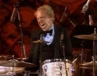 Obłędna solówka na perkusji w wykonaniu Buddy'ego Richa