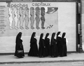Humorystyczne zdjęcia Renégo Maltête