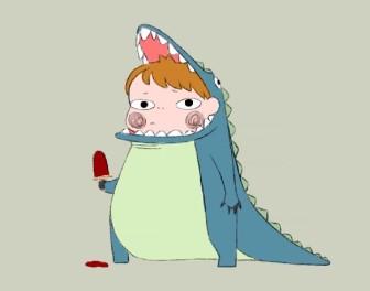 """""""Dinozaur"""" – 30-sekundowa animacja z zaskakującym zwrotem akcji"""